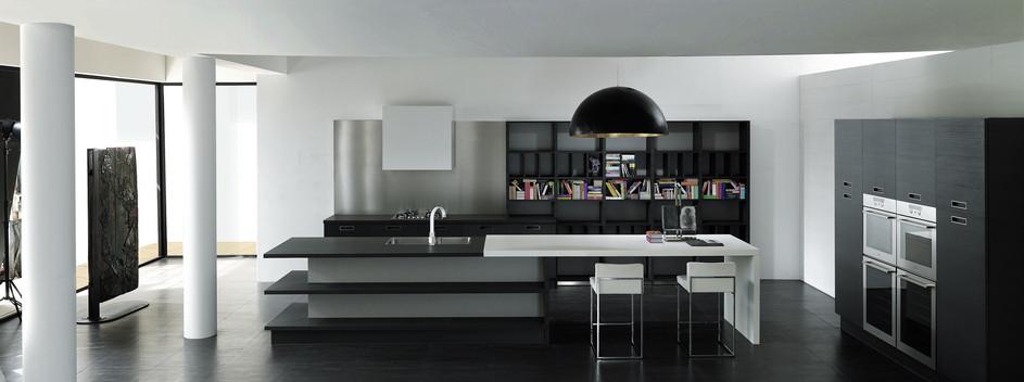 Moderni Virtuvė Designspot